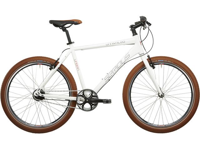Serious Unrivaled 8 - Vélo de ville - blanc